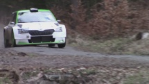 Test Škoda Motorsport