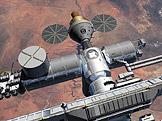 Kosmická loď orion, která má opět dostat astronauty na Měsíc apřipravit cestu kMarsu ak dalším místům naší Sluneční soustavy (foto: NASA)