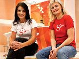 Soňa Šuláková a Tereza Stýblová